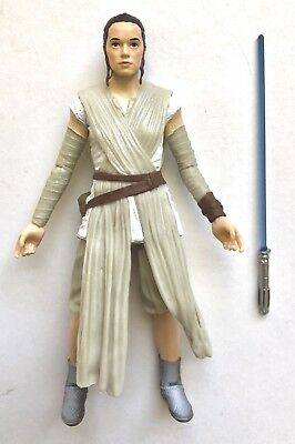 Star Wars Black Series Rey Figure From Starkiller Base Set Hasbro 6 Inch