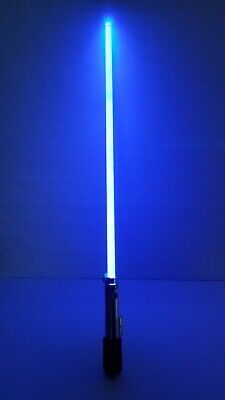 Master Replicas Force FX 2007 Luke Skywalker Blue Lightsaber with Box +