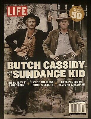 LIFE Special: Butch Cassidy and the Sundance Kid  50th Anniversary (New, 2019)