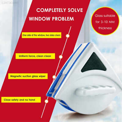 6445 ABS Window Cleaner High Building Cleaning Tools Sturdy Double Cleaner