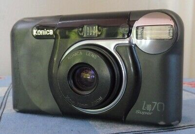 Konica Z-up 70 Super 35mm Film Camera