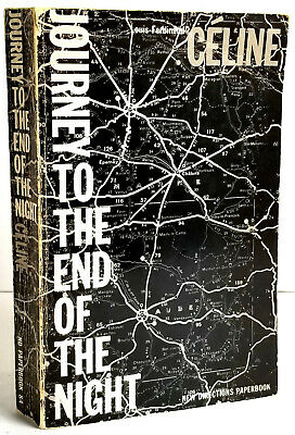 Journey to the End of the Night, Louis-Ferdinand Celine 15th Print New Direction