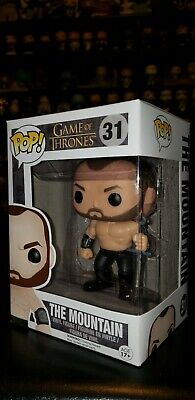 Game Of Thrones The Mountain Funko Pop