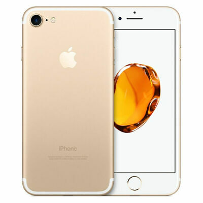 Sealed Apple iPhone 7 32GB A1778 AT&T Unlocked Smartphone Gold