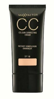 Max Factor CC Colour Correcting Cream, + FREE Gift,
