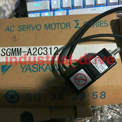 1PC Yaskawa Servo Motor SGMM-A2C312 Brand New One year warranty YSGMMA2C312
