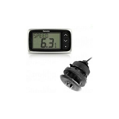 Raymarine  i40 Speed Pack, with P371 Speed / Temp Transducer NEW WITH EUROPE