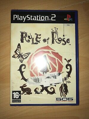 Rule Of Rose - Jeu PS2 Neuf Blister Sony Playstation Version FR RARISSIME