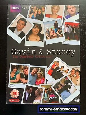 Gavin & Stacey - The Complete Collection - DVD - New Sealed