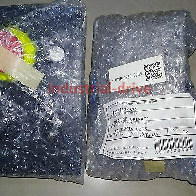 1PC New In Box Fanuc A02B-0236-C235 1 year warranty