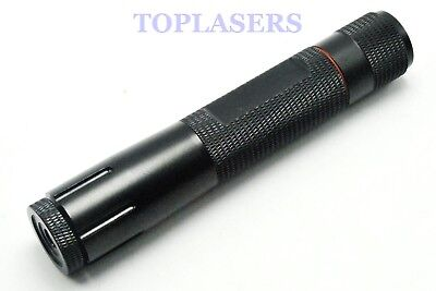 Waterproof Adjustable 850nm Infrared IR Portable Point Laser Pen LED Torch