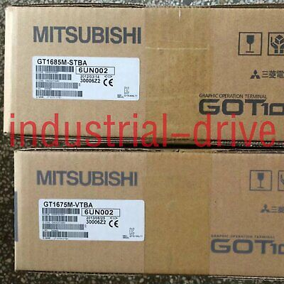 1Pc New Mitsubishi GT1685M-STBA One year warranty GT1685MSTBA Fast delivery