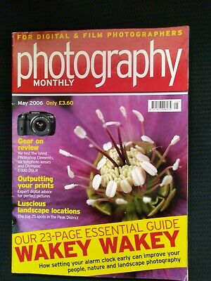 Photography Monthly Magazine May 2006 Issue 60