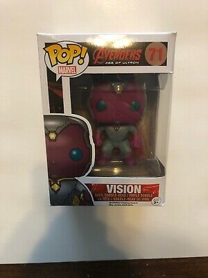 Funko Pop! #71 Marvel Avengers Age Of Ultron - Vision