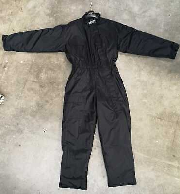 Rayven Sirocco Quilted Padded Waterproof Motorcycle Motorbike Oversuit - Large