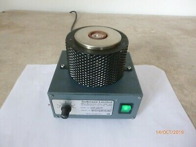 Solder Pot HP100T with temperature control by Solbraze
