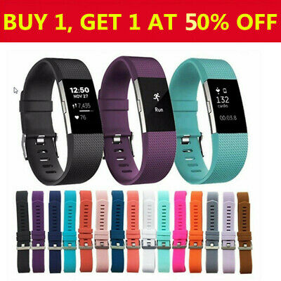 Replacement Strap for FitBit Charge 2 /HR Bracelet Watch Wristband Loop Band New