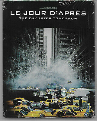 LE JOUR D'APRES / Blu-Ray Steelbook Neuf sous blister - VF