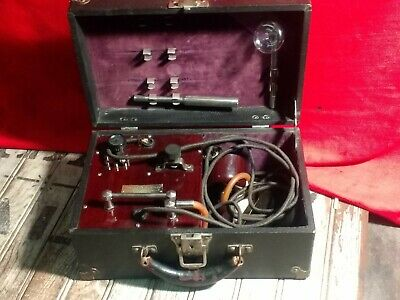 Vintage Antique Quack Medical Device RENULIFE Model C Ozone Violet Ray Generator