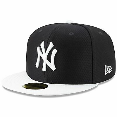 [11900027] Mens New Era MLB 2019 Batting Practice 59FIFTY Fitted NY Yankees