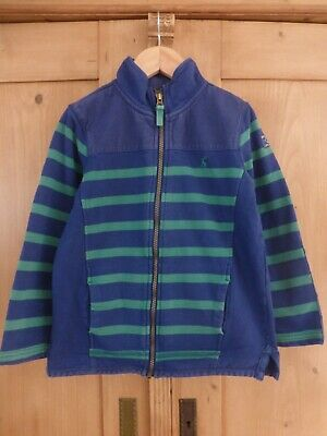 Joules long sleeve top, age 7-8