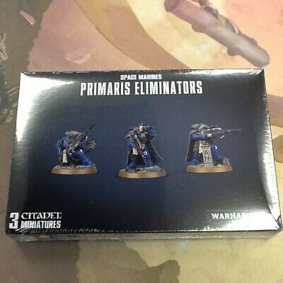 40K Warhammer Space Marines Primaris Eliminators Sealed IN STOCK