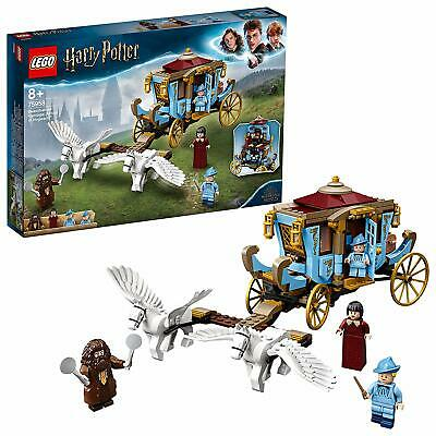 LEGO Harry Potter Beauxbatons' Carriage: Arrival at Hogwarts 75958 Age 8+ 430pcs
