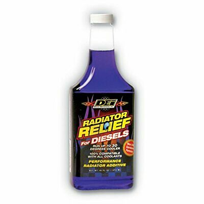 DEI 040204 Radiator Relief Coolant Additive for Diesels, 16 oz.