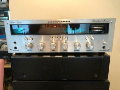 Marantz 2230 Reciever, Tested and Sounds Great Beautiful