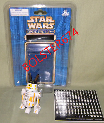 R5-A2 ASTROMECH Disney Parks Star Wars Droid Factory BAD Custom Figure 2019