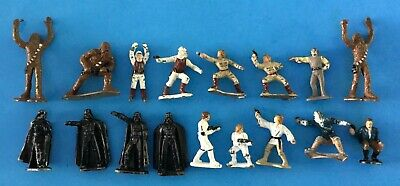 Star Wars 1982 Kenner Micro Collection  Lot
