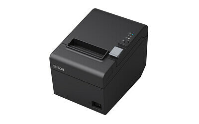 Epson Tm-T82Iii Serial/Usb Thermal Receipt Printer