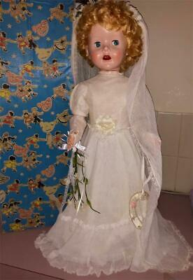 """IMMACULATE 28"""" Pedigree  HP Brighton Belle in her original Wedding Outfit"""