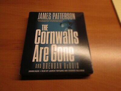 THE CORNWALLS ARE GONE by JAMES PATTERSON ~UNABRIDGED CD AUDIOBOOK