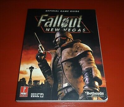 Fallout New Vegas : Prima Official Game Guide by David Hodgson