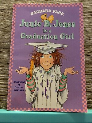 Lot Of 7 Junie B. Jones Books Paperback