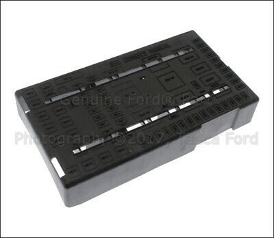 New Oem Fuse Panel Top Cover Located Under Rh Dash F250 350 450 550 Sd Excursion