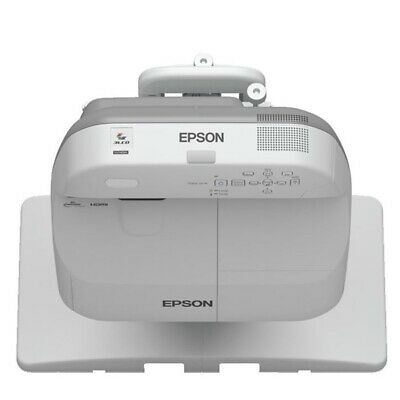 Epson EB-585Wi Ultra Short Throw Multimedia Projector 3300 LUMENs INTERACTIVE