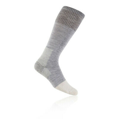 Thorlo Extreme Cold Mens Womens Grey Knee Length Warm Outdoors Sports Socks