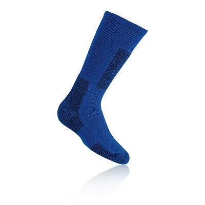 Thorlo Junior Blue Wicking Warm Outdoors Trekking Mid Height Snow Socks