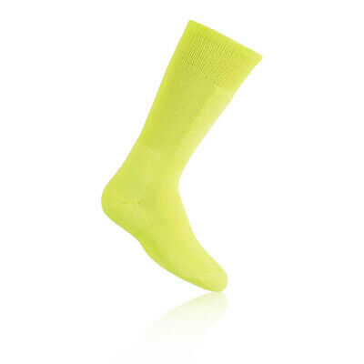 Thorlo Junior Yellow Wicking Warm Outdoors Trekking Mid Height Snow Socks