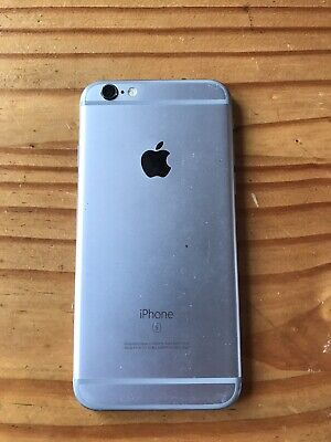 Apple iPhone 6S (MKQP2B/A) 64GB (Unlocked) GSM Smartphone - Silver