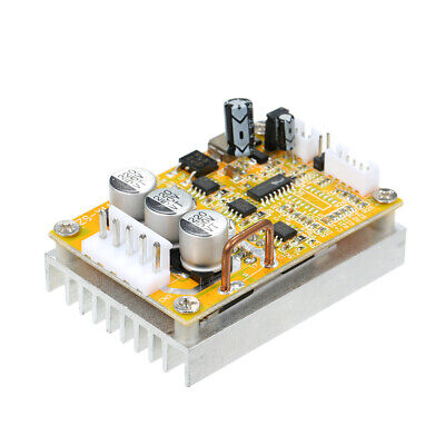 New 350W Motor Driver Module BLDC Brushless Controller Board Three-phase E5Q6