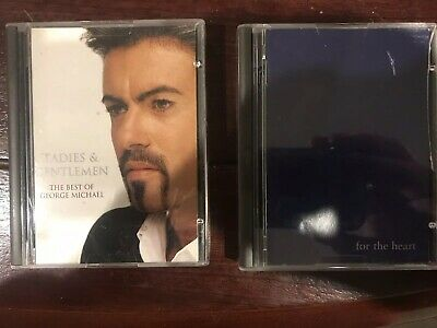 minidisc George Michael - Ladies & Gentleman