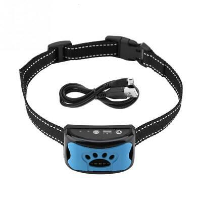 Pet Dog Barking Control Device Rechargeable Waterproof Anti-Barking Collar