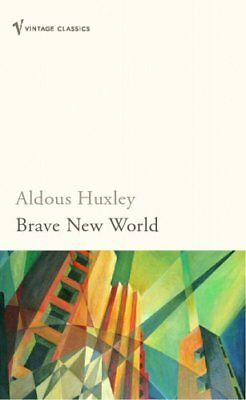 Brave New World by Aldous Huxley 0099458160 The Cheap Fast Free Post