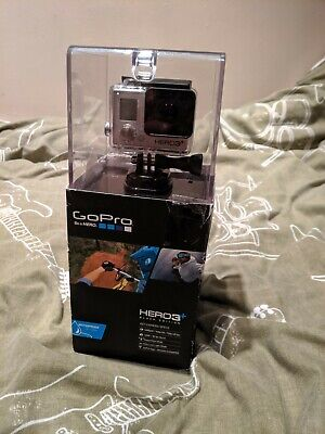 GoPro HERO3+ Black Edition Action Camcorder & Wi-fi Remote Control