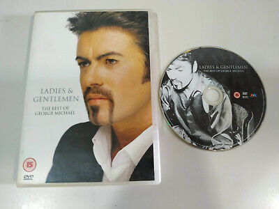 George michael Ladies & Gentlemen The Best of George Michael - DVD + Bonus