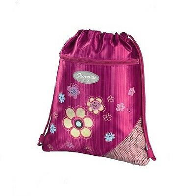 "NEU ! Blumen /""Flower Love/"" Sammies by Samsonite® Sportbeutel Schuhbeutel"