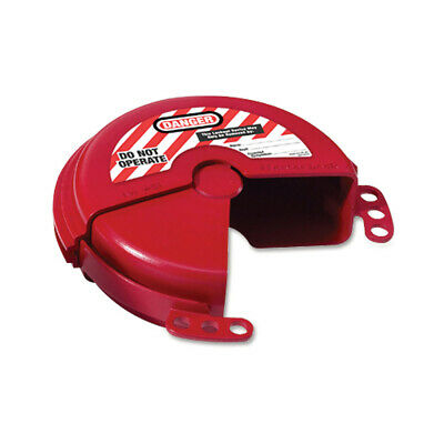 Safety Rotating Gate Valve Lockout Tagout Padlock,1-2.5// 2.5-5// 5-6.5 inches